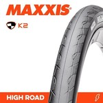 Maxxis Maxxis, Tyre High Road 700x28 120TPI K2 HYPR Folding