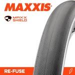 Maxxis Maxxis, Tyre Refuse 60TPI Maxx Shield Folding