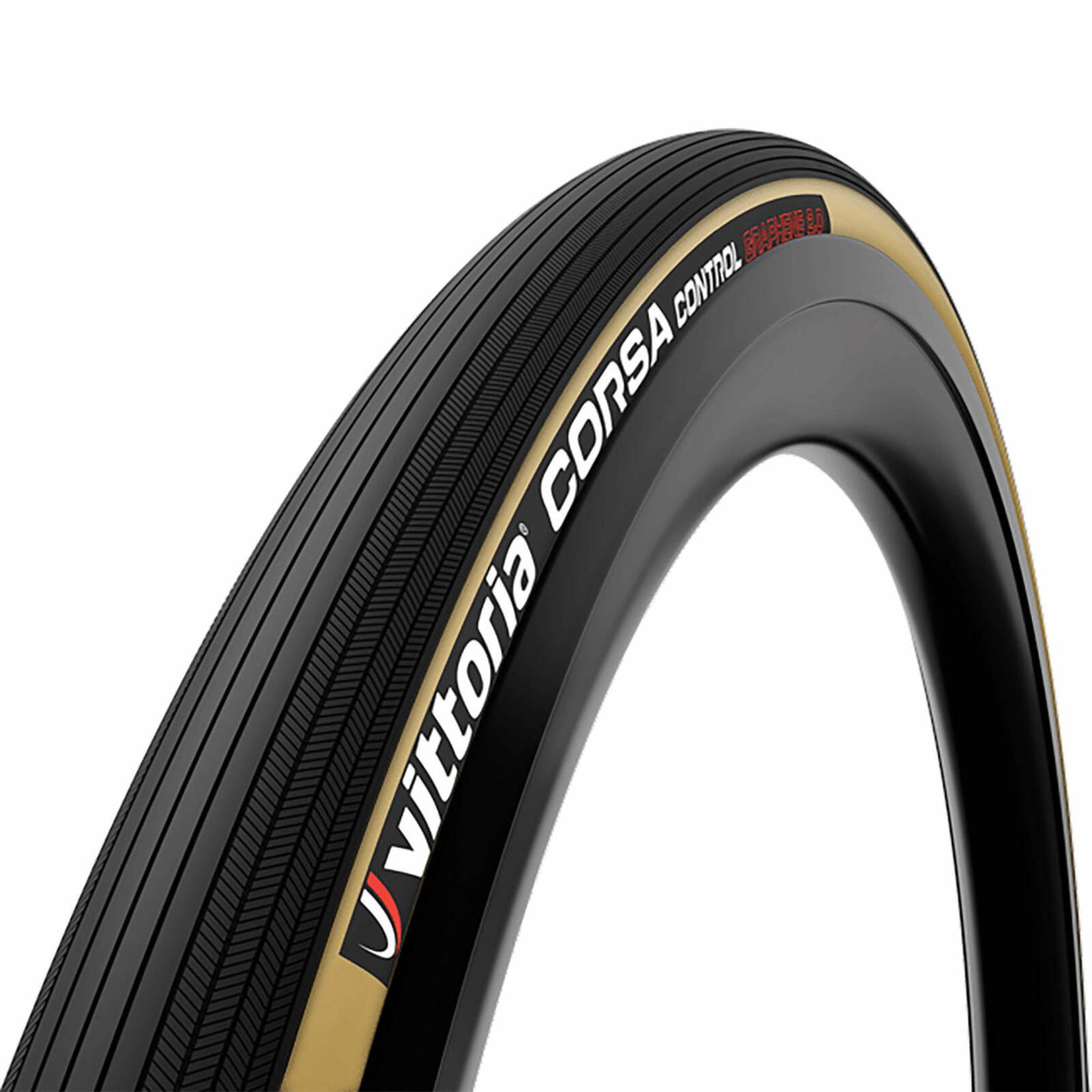 Vittoria Vittoria, Corsa Control Fold Para-Black G2 Tyre