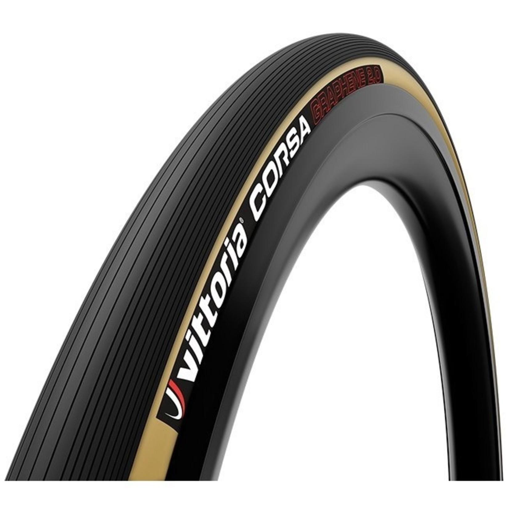 Vittoria Vittoria, Corsa Fold Para-Black G2 Tyre