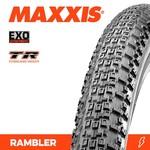 Maxxis Maxxis, Tyre Rambler 700x40c Exo TR 120TPI Black