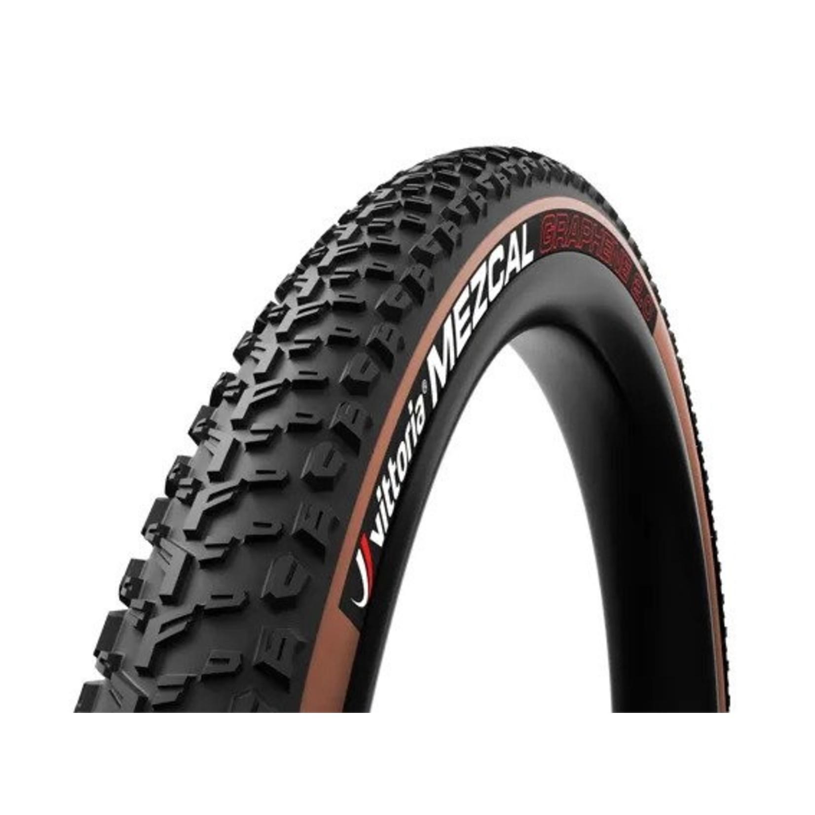 Vittoria Vittoria, Mezcal III XCR Fold Tan-Black G2 Tyre