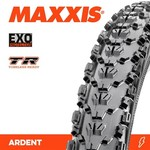 Maxxis Maxxis, Tyre Ardent 27.5x2.40 EXO TR 60TPI Black