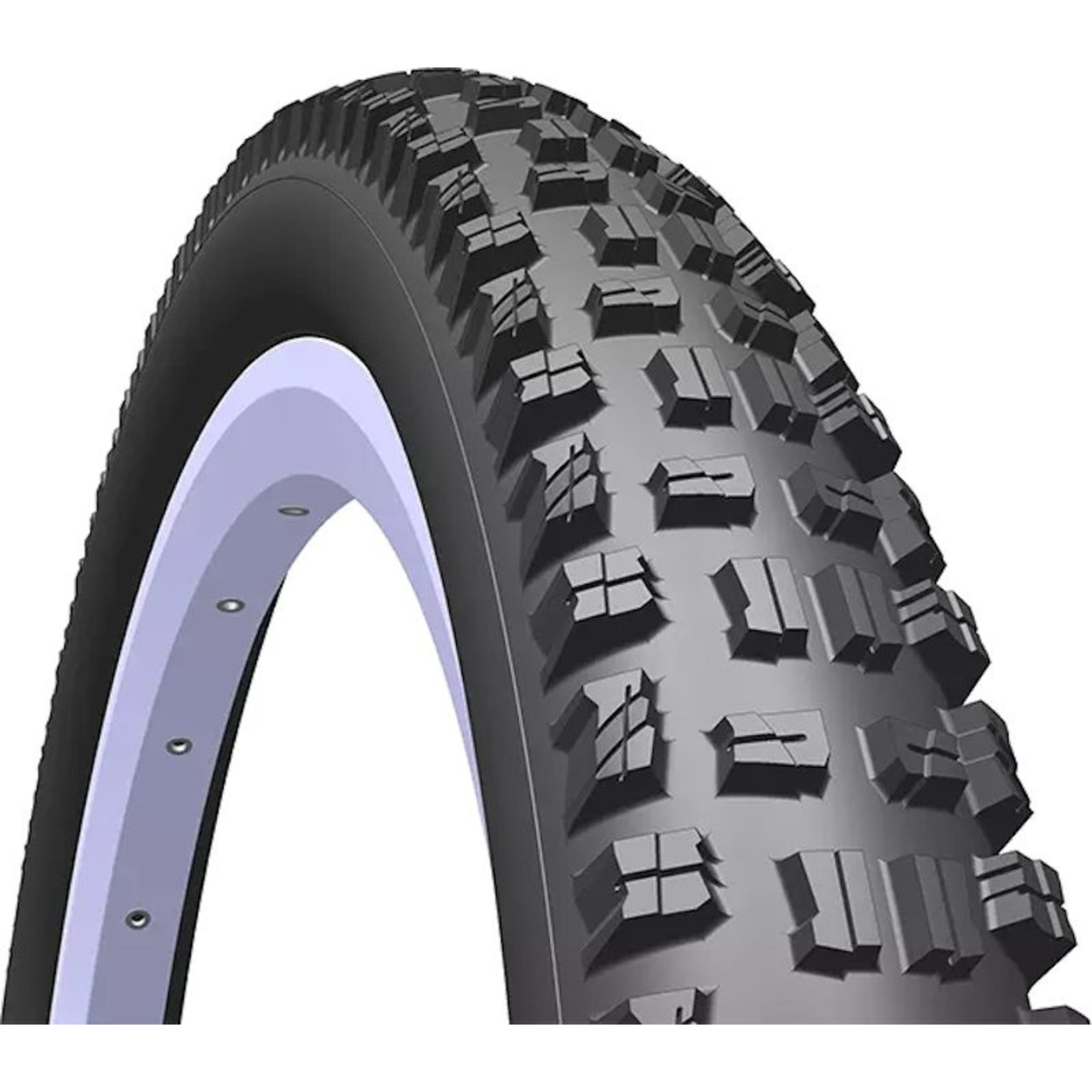 Mitas Mitas, Tyre 29x2.45 Highlander Textra Plus Black