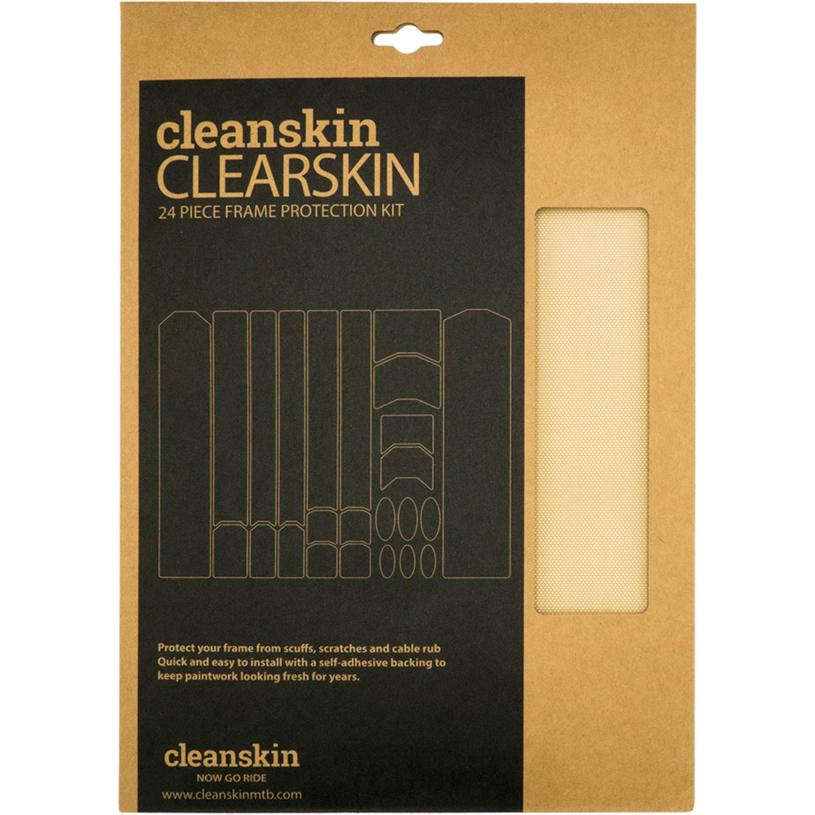 Cleanskin Cleanskin, Clearskin 24 Piece Frame Protection Kit