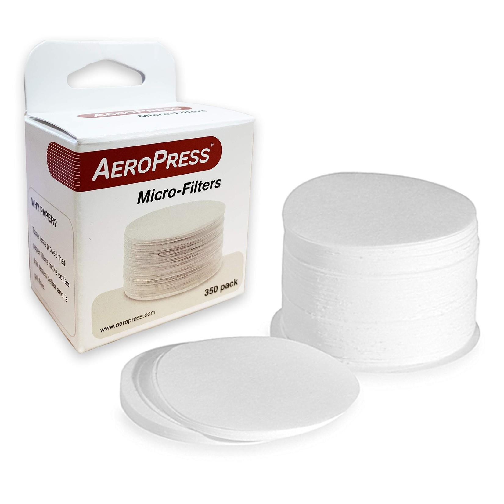 AeroPress AeroPress, Replacement Filter Pack