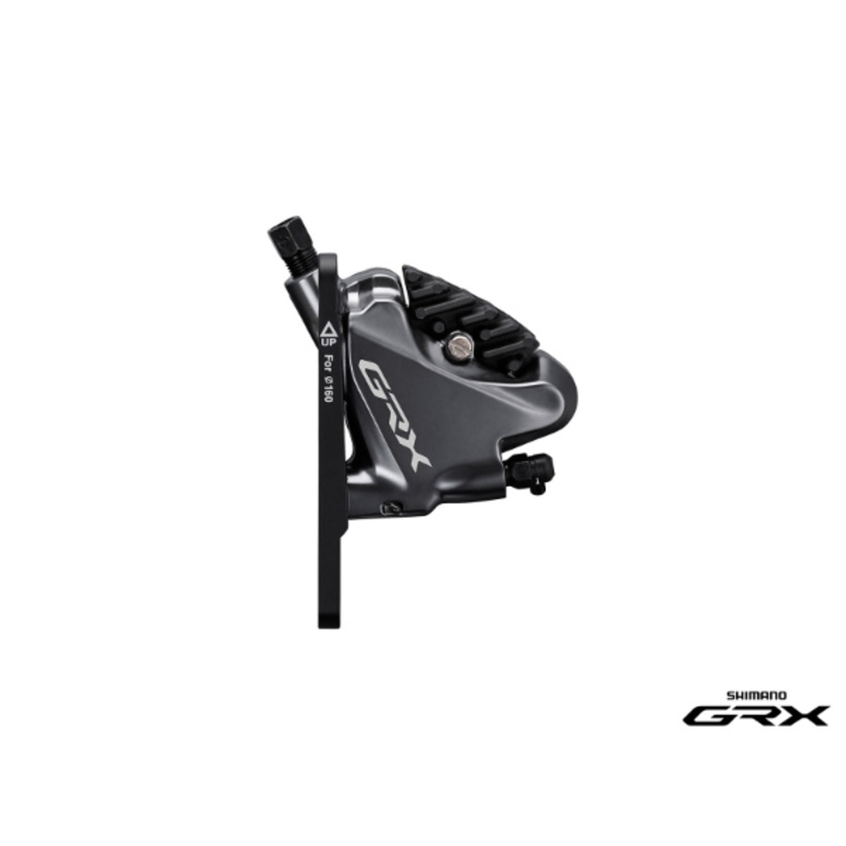Shimano Shimano, BR-RX810 Front Disc Brake GRX w/L03A Resin Pads