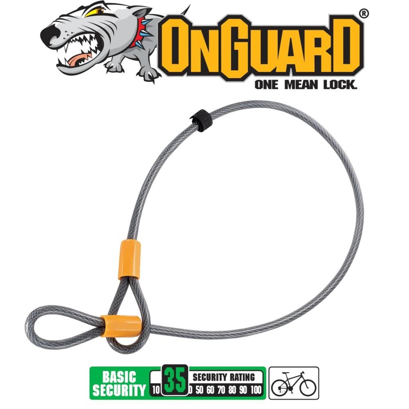 On Guard On Guard, 8044 Akita Series Cable Medium 120cm x 10mm