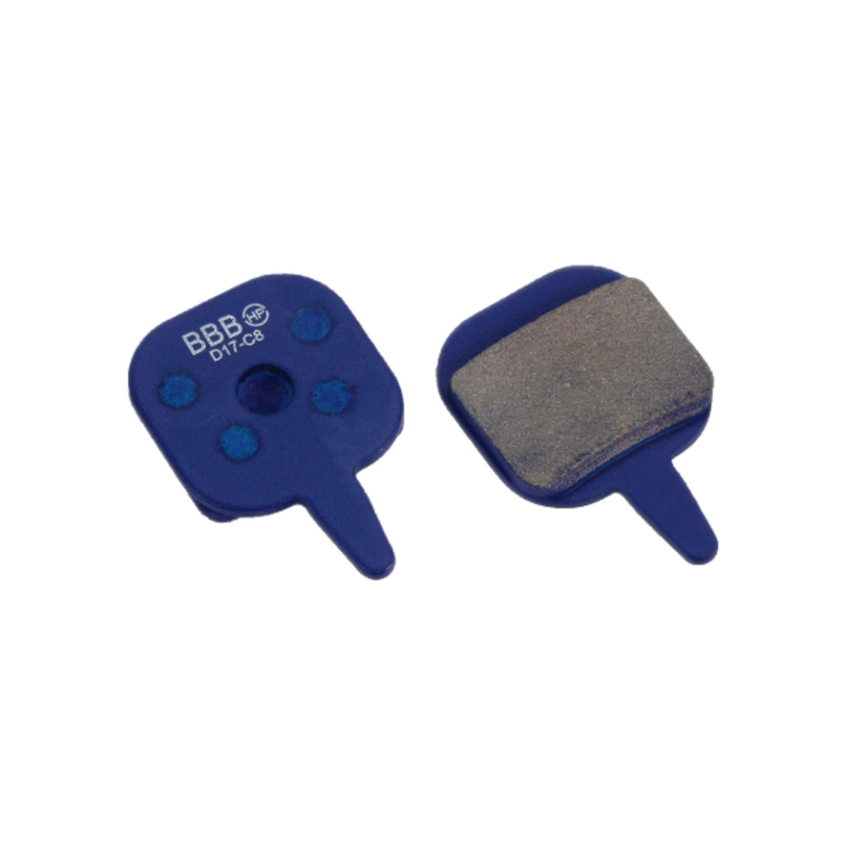 BBB BBB, Disc Stop Disc Brake Pads, Compatible Tektro Novela, IO