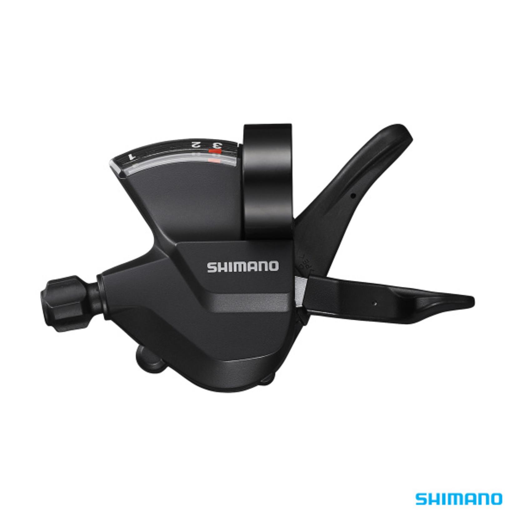 Shimano Shimano, SL-M315 Rapidfire+ Lever Left 3-Speed