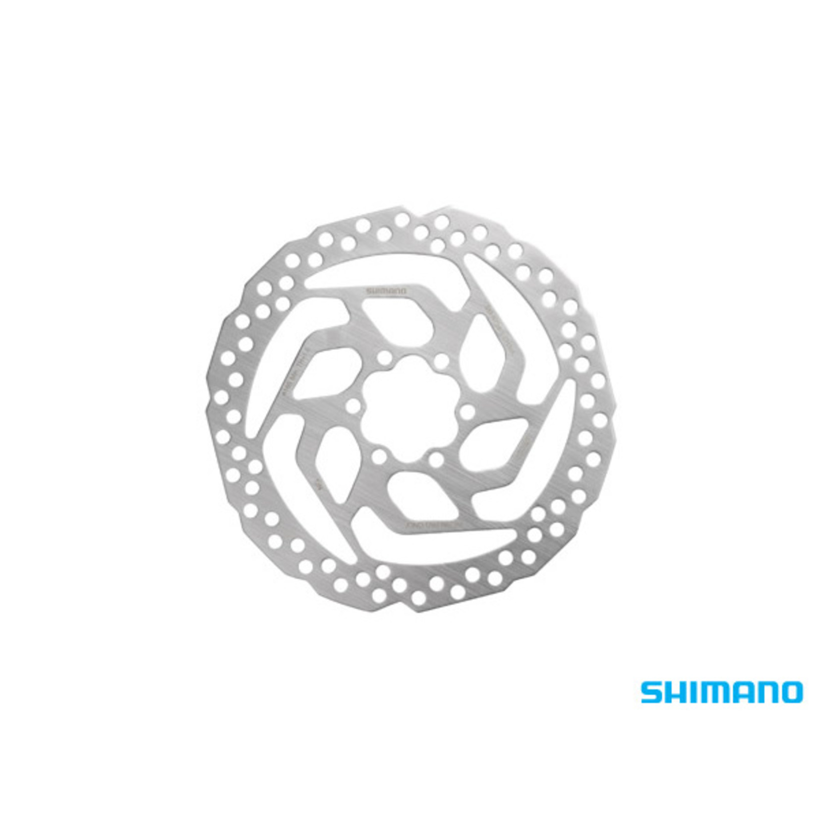 Shimano Shimano, SM-RT26 Disc Rotor 160mm 6-Bolt for Resin Pads