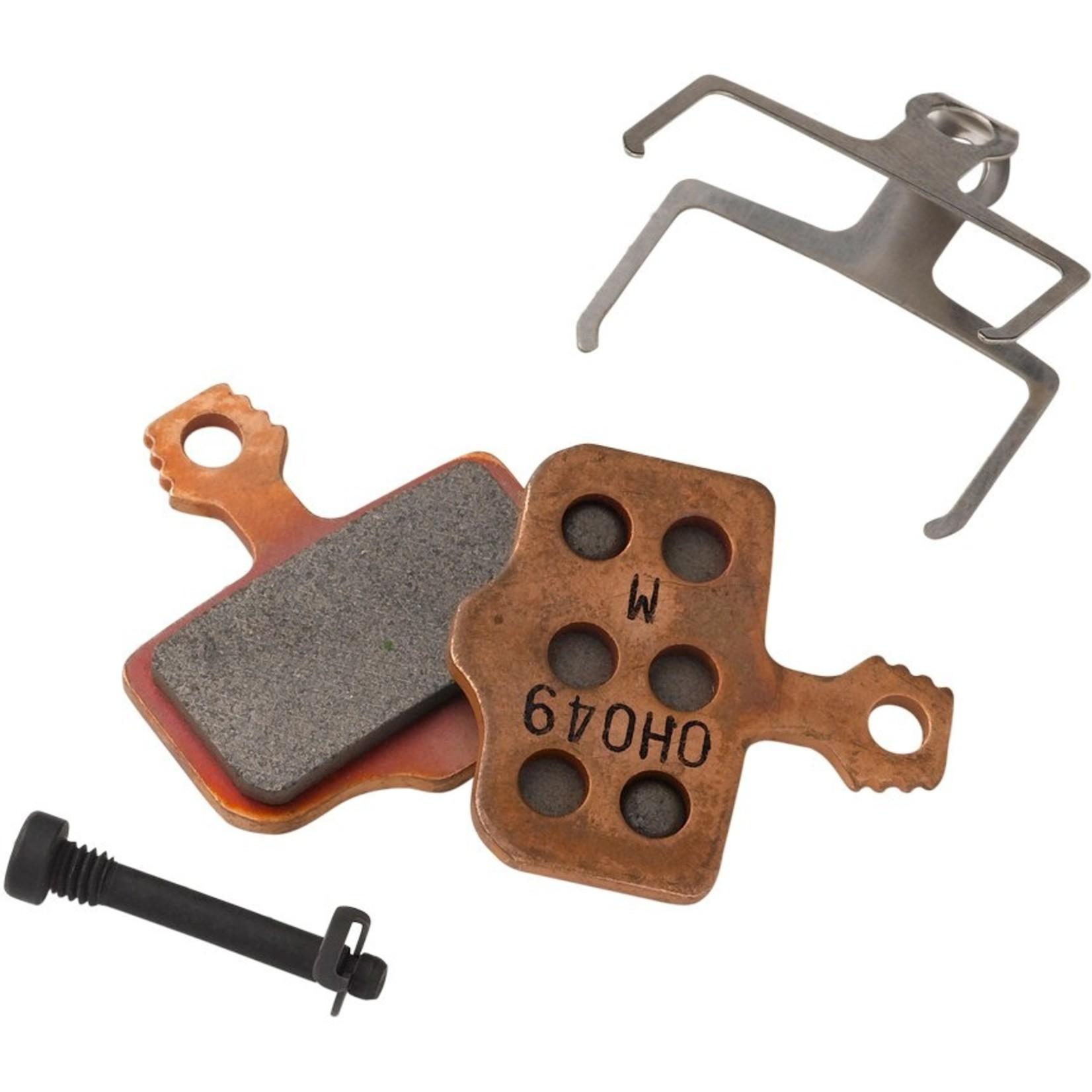Sram Sram, Disc Brake Pad Metal Sintered/Steel Elixir DB Level-T-TL