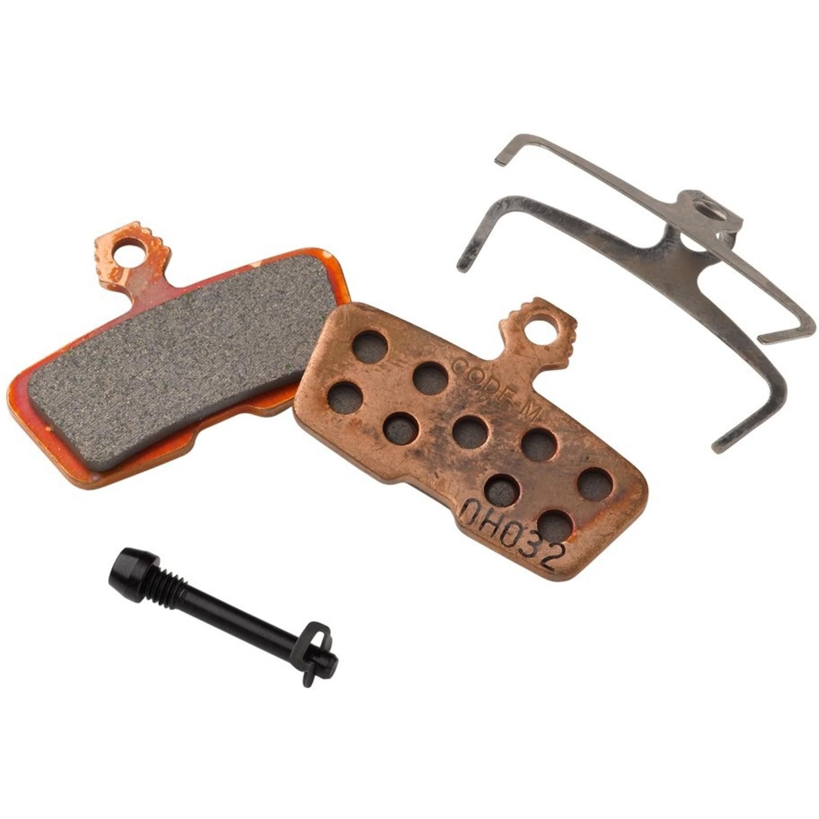 Sram Sram, Disc Brake Pad Metal Sintered/Steel Code, Guide RE