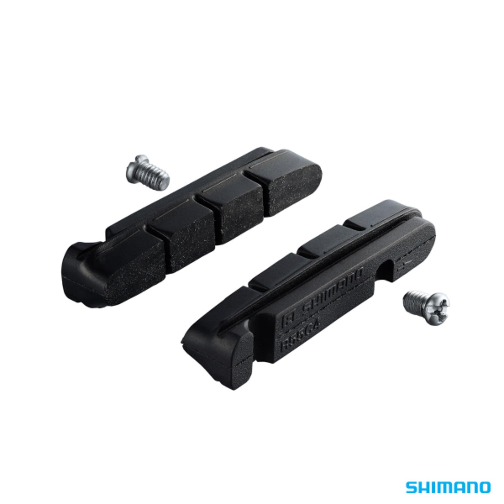 Shimano Shimano, BR-9000 Brake Pad Inserts R55C4 For Alloy Rims (2 PAIR)