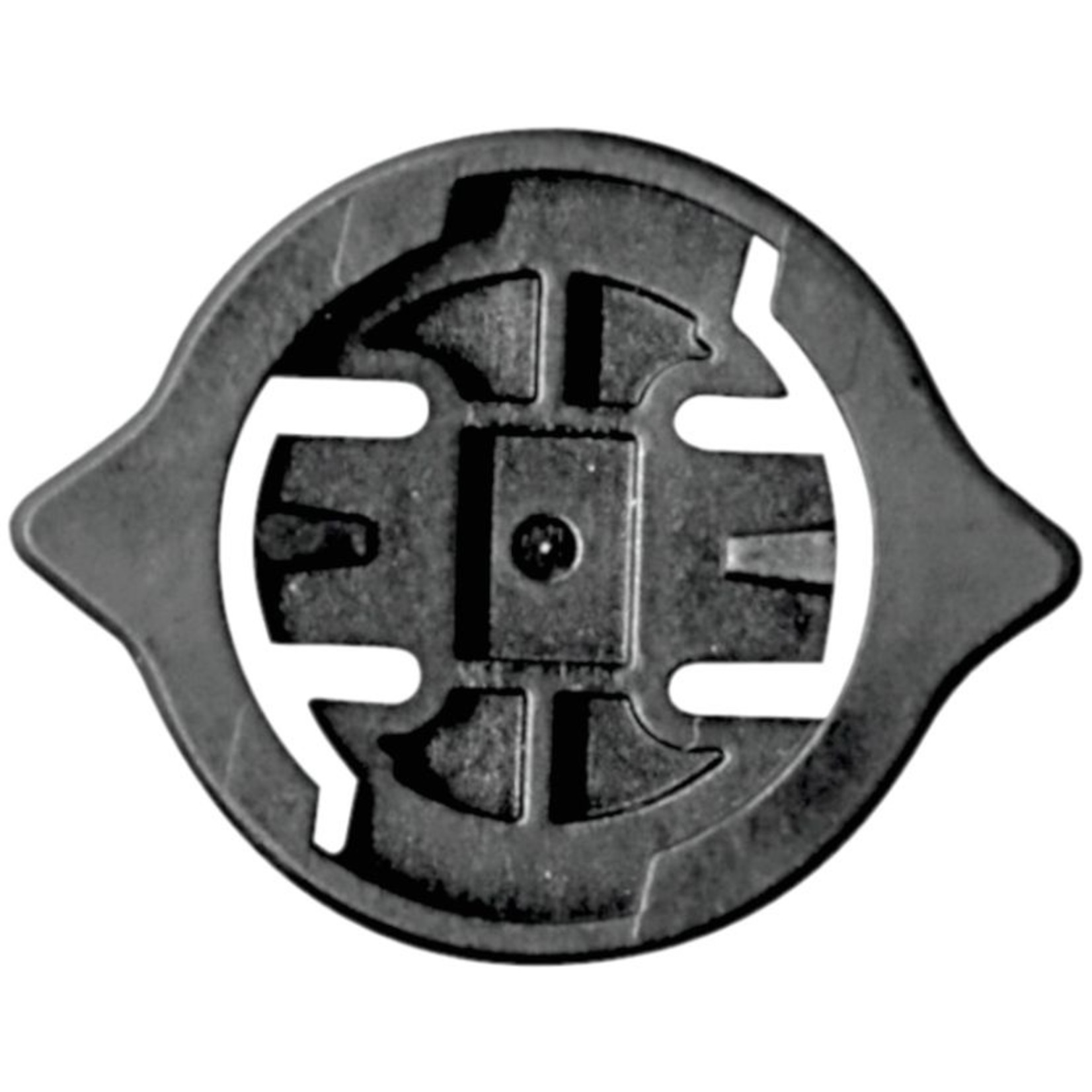 Wahoo Wahoo, Quarter Turn Adapter Puck  For Garmin Mount