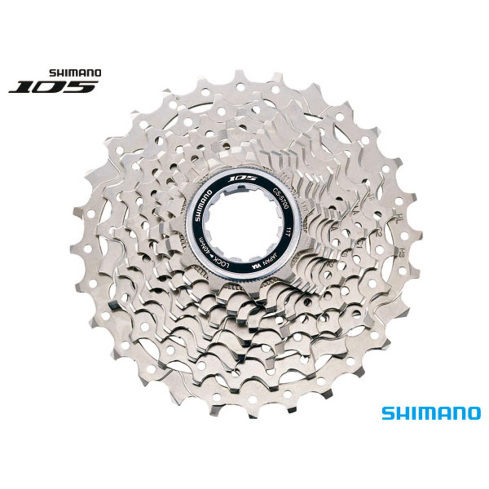 Shimano Shimano, CS-5700 Cassette 10-Speed 105