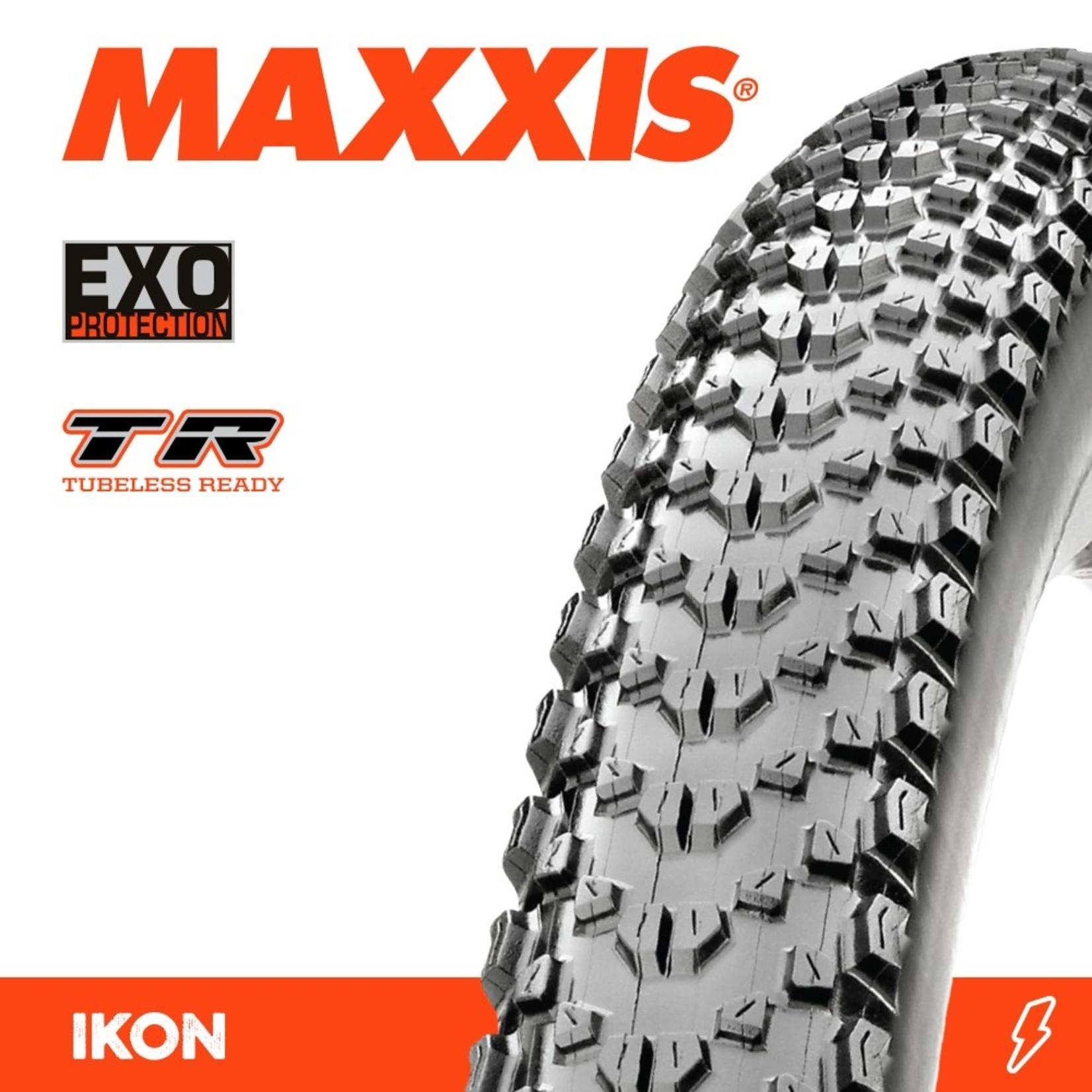Maxxis Maxxis, Tyre Ikon 29x2.20 EXO TR 60TPI Black