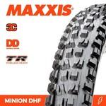 Maxxis Maxxis, Tyre Minion DHF 29x2.30 3C Terra DD 60TPI Black