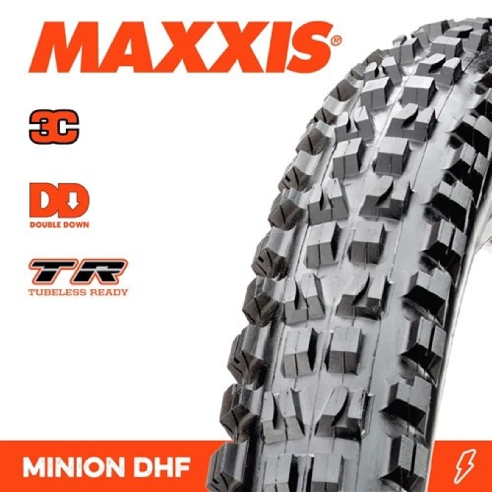 Maxxis Maxxis, Tyre Minion DHF 29x2.30 3C Terra DD 60TPIBlack