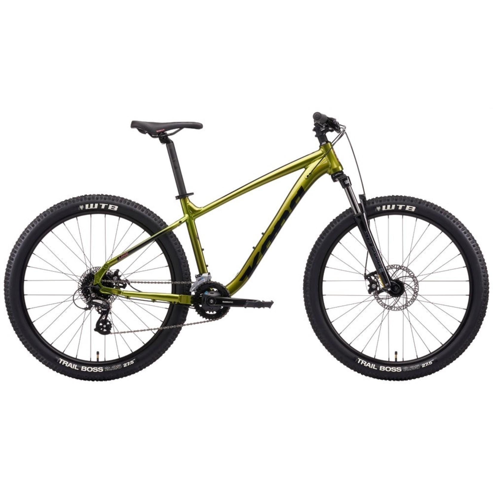 Kona Bikes 2021 Kona, Lana'I Green