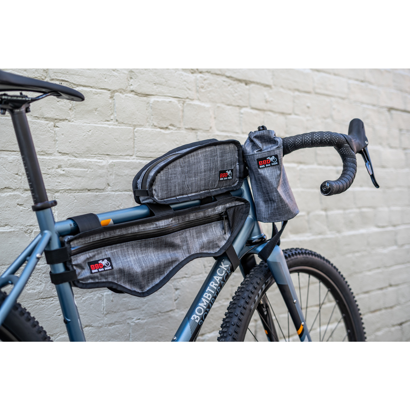 Bike Bag Dude Bike Bag Dude, Half Frame Bag M/L
