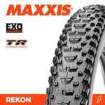 Maxxis Maxxis, Tyre Rekon 27.5x2.40 WT EXO TR 60TPI Black