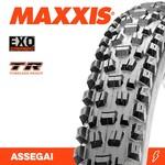 Maxxis Maxxis, Tyre Assegai 27.5x2.50 EXO TR 60TPI Black