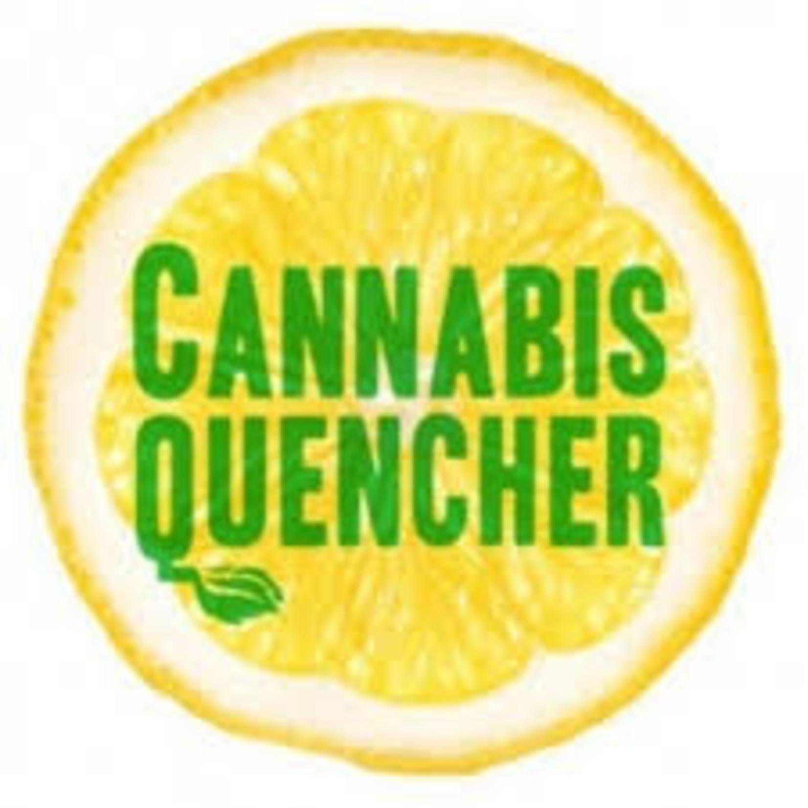 Cannabis Quencher / Watermelon (Hard Candy)