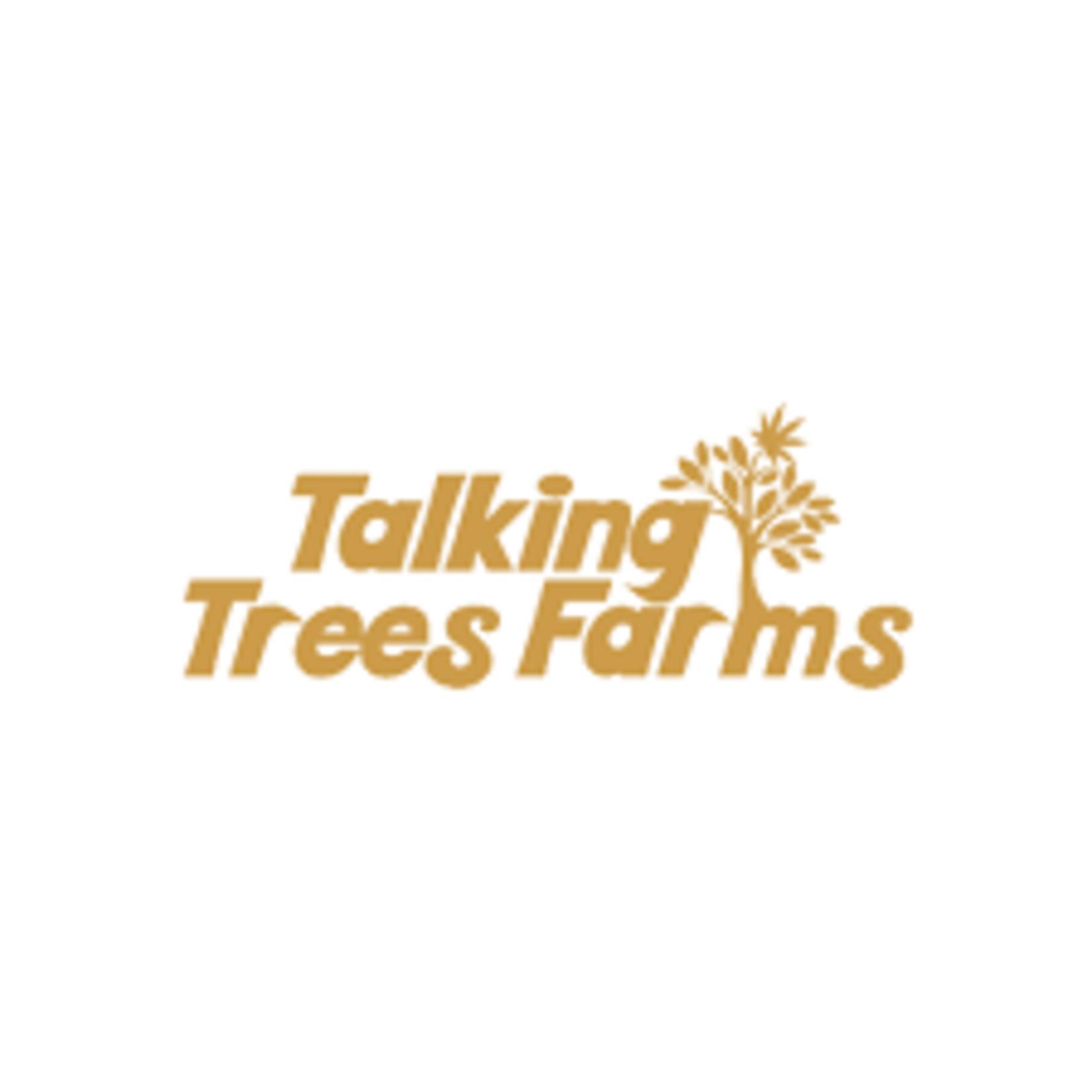 Talking Trees / Sherbet Zkittlez x Zkittles Crashers