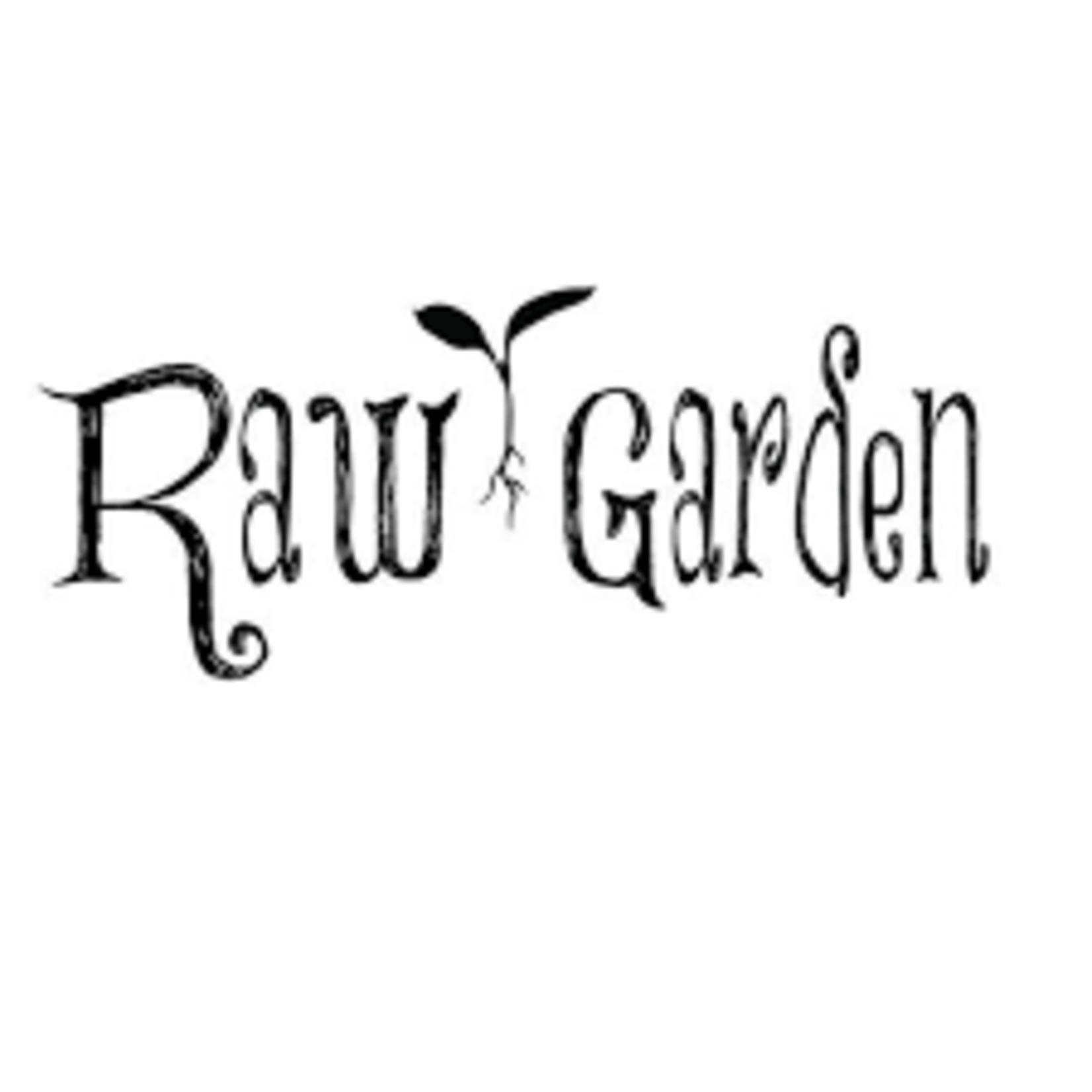 Raw Garden / Strawberry Glueana