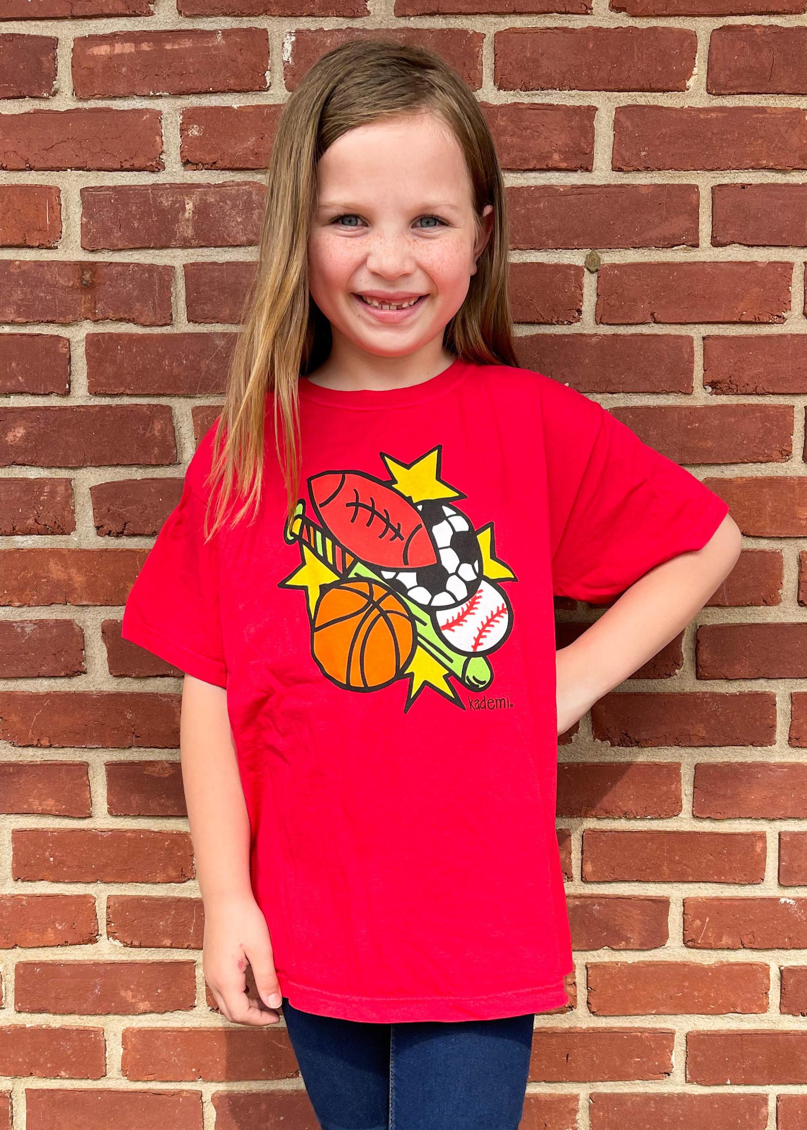 Kademi Sports T-Shirt
