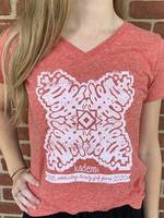 Kademi 25th Anniversary Women's V-neck T-shirt