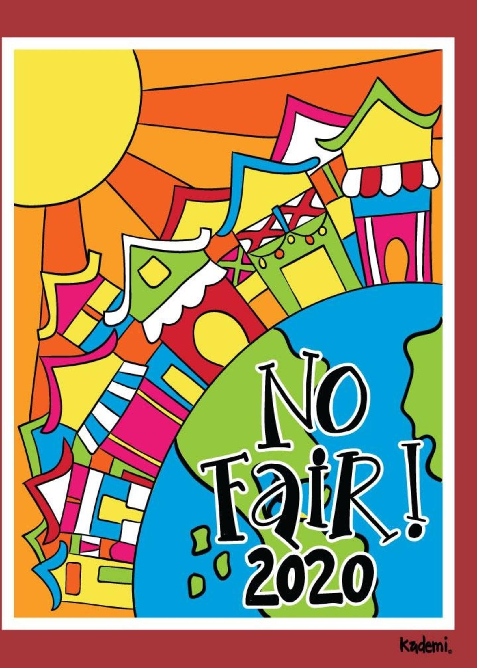 Kademi Fair 2020 Adult T-Shirt