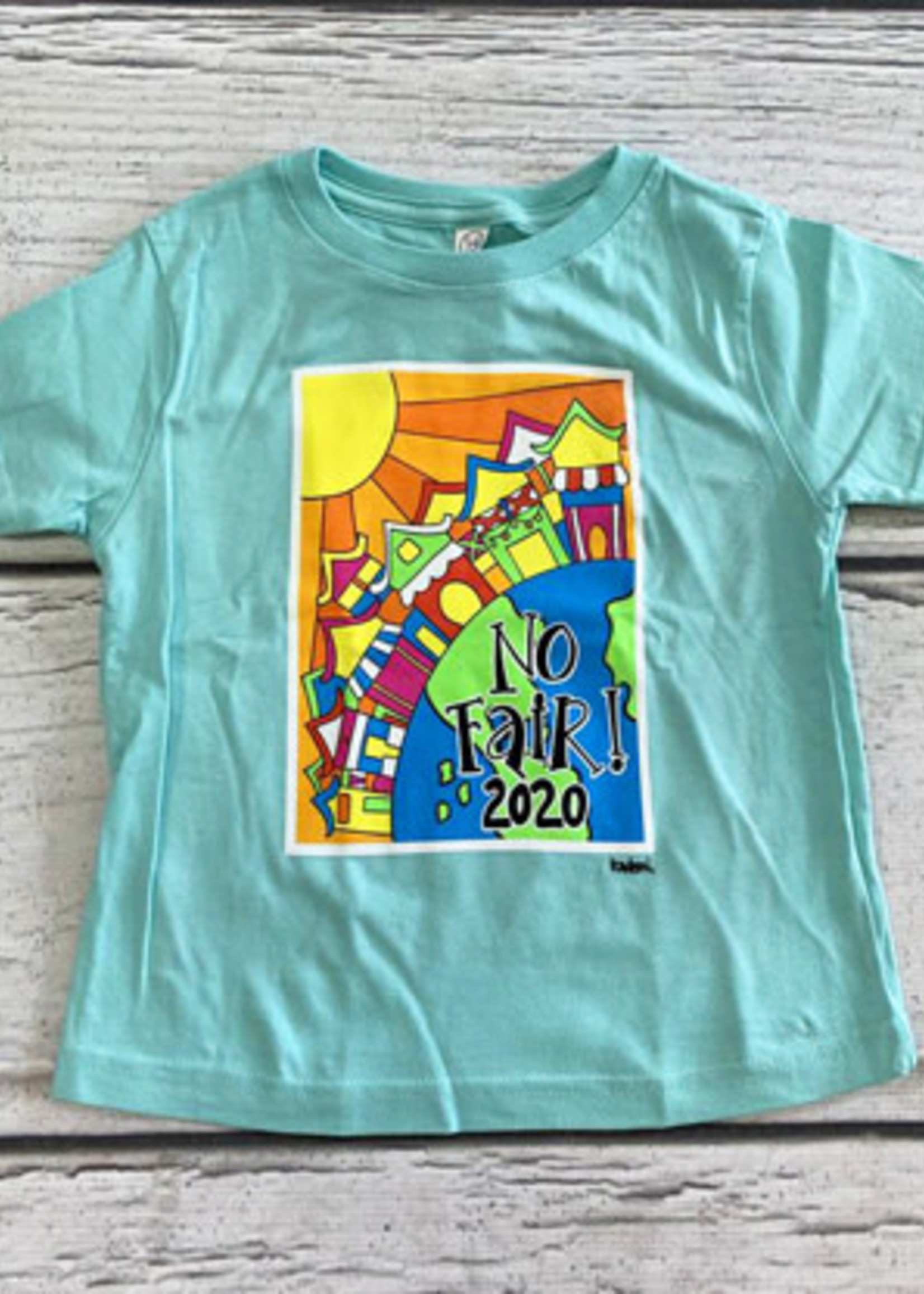 Kademi Fair 2020 Toddler T-Shirt
