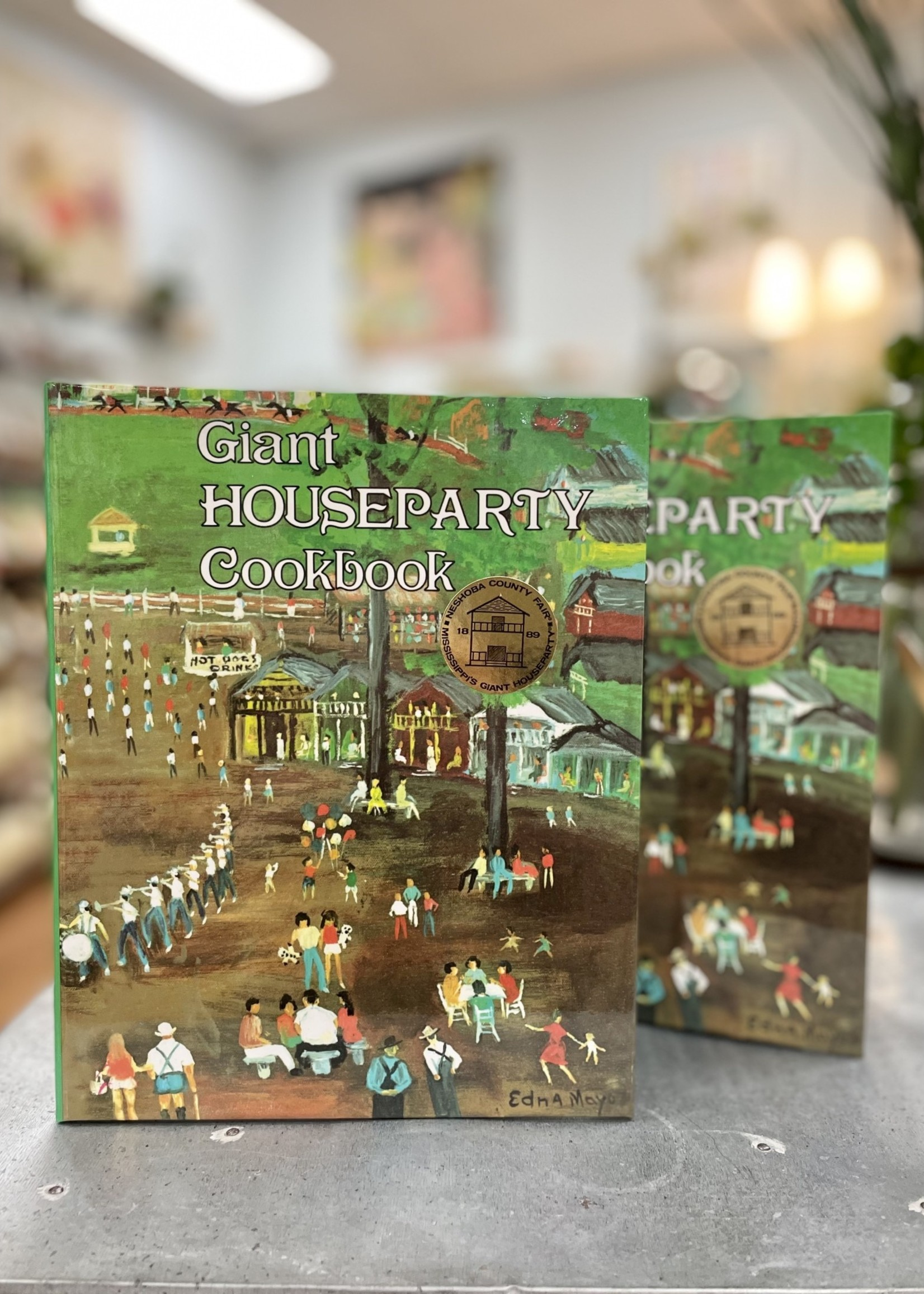 Giant Houseparty Fair Cookbook
