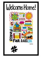 Kademi Fair 2021 Poster