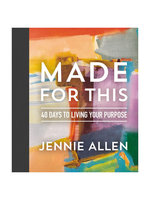 Harper Collins Made For This - 40 Days to Living Your Purpose