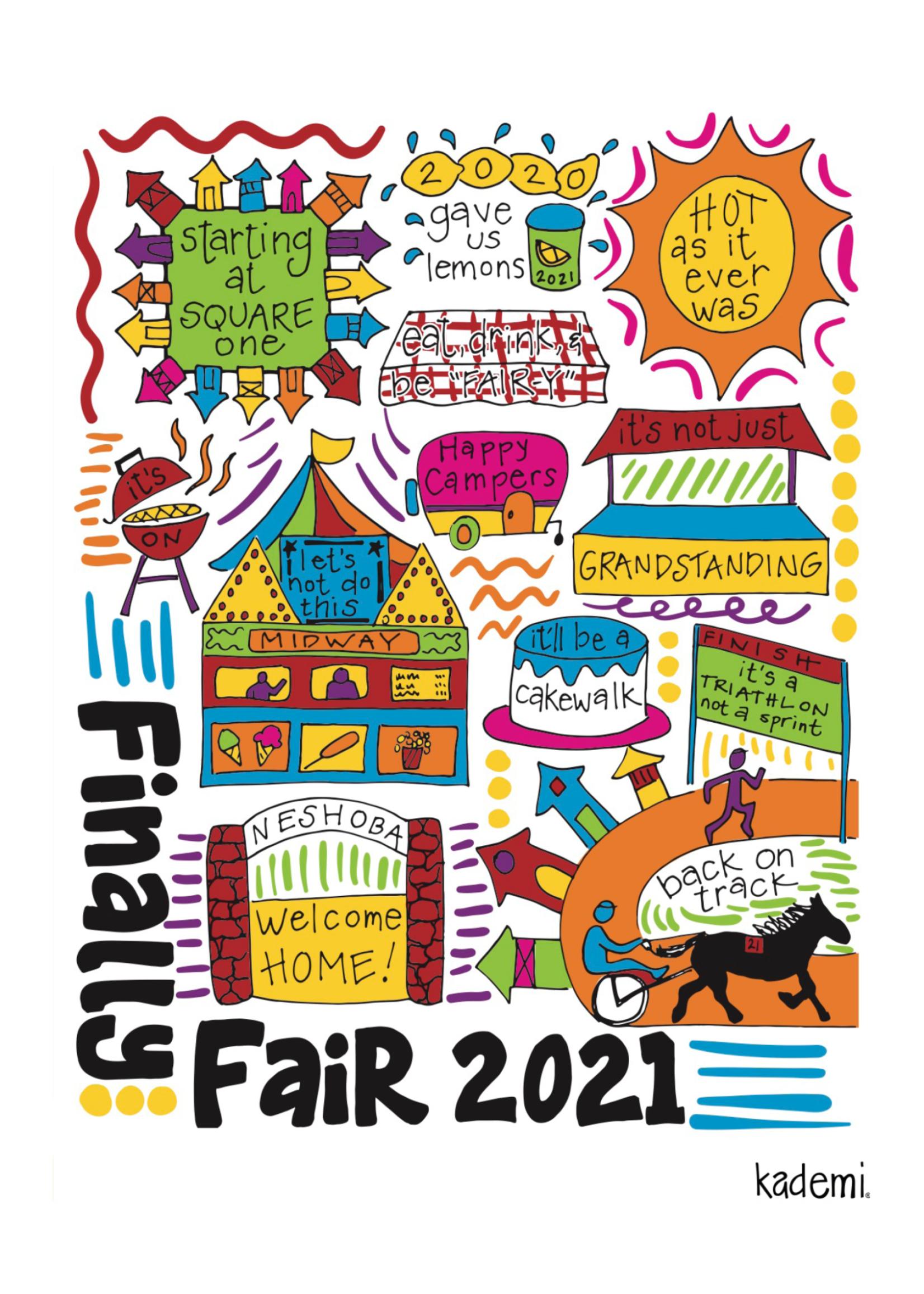 Kademi Fair 2021 Infant Romper