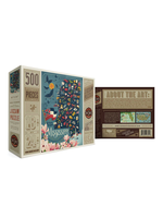True South Puzzle MS State-Old Puzzle