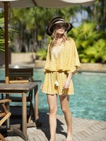Shiraleah Lavinia Cover-Up, Yellow
