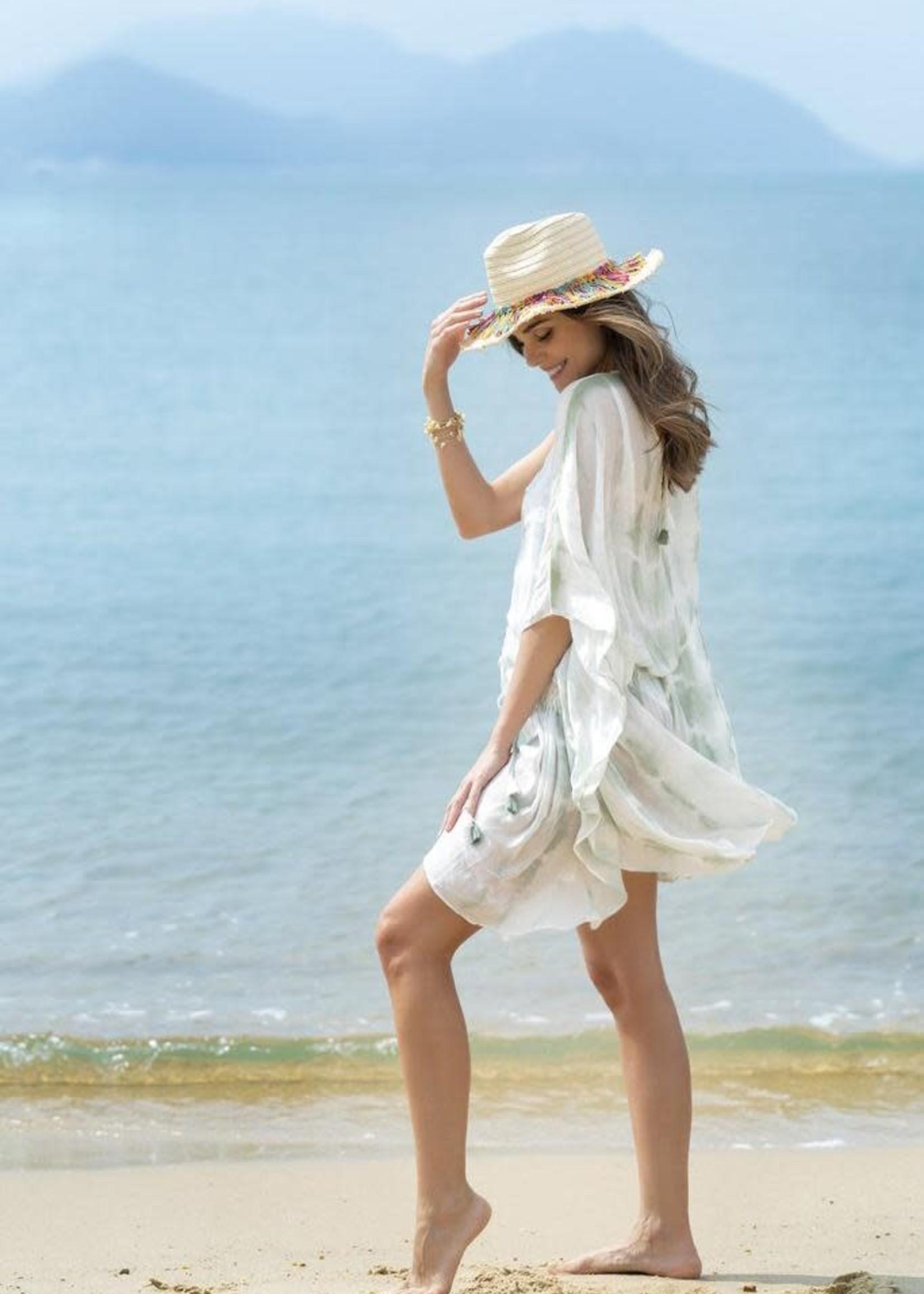 Shiraleah Tricia Cover-Up, Seafoam