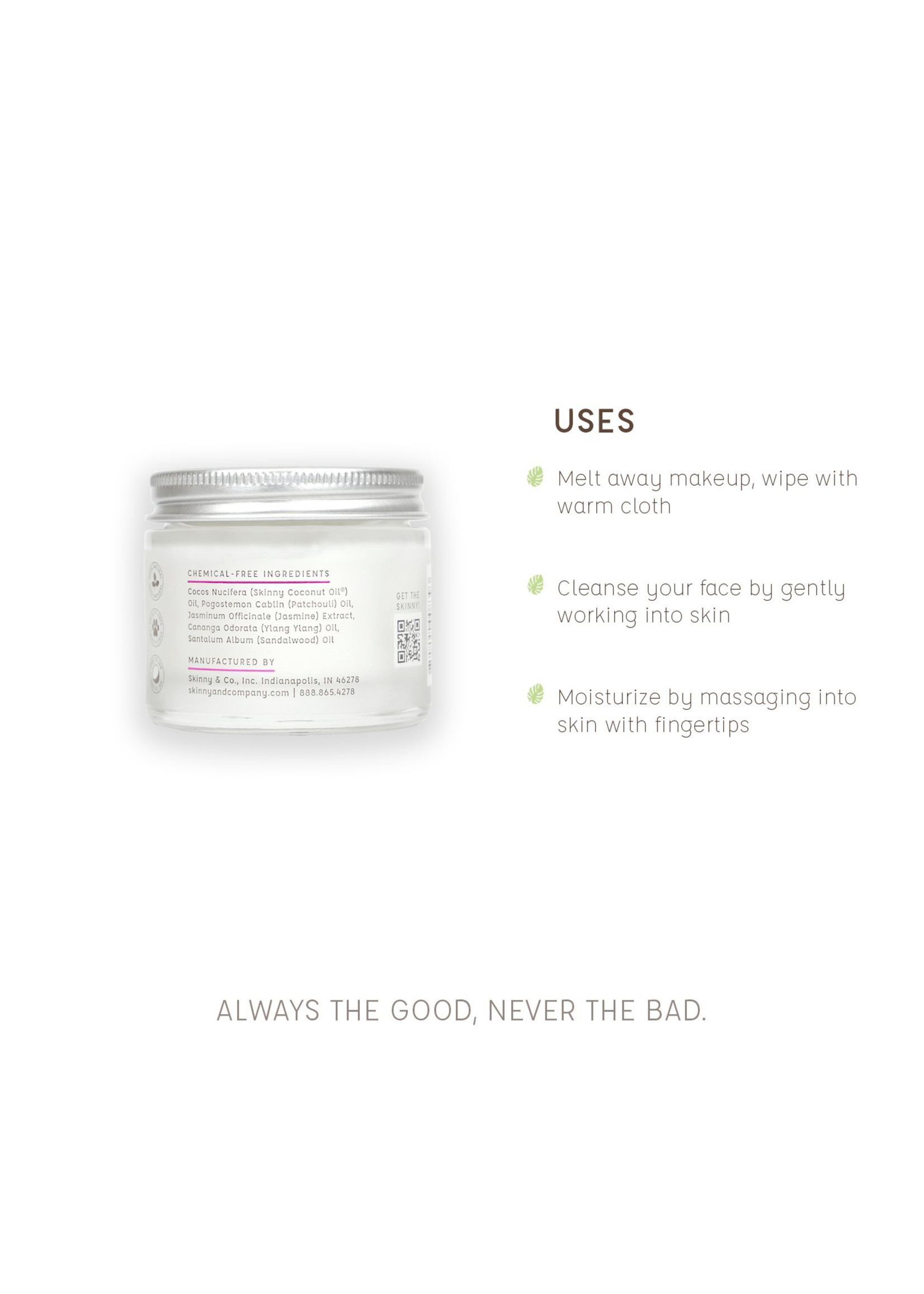 The Skinny Cleansing Balm
