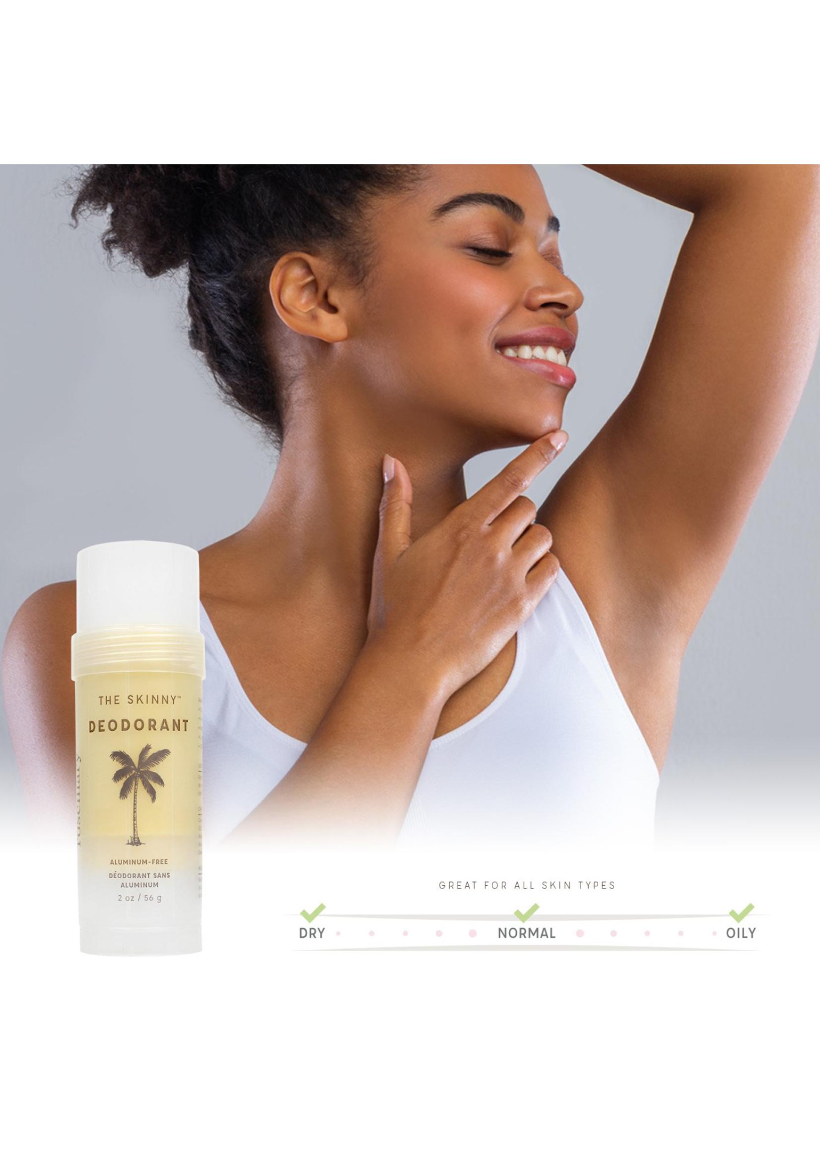 The Skinny Natural Deodorant
