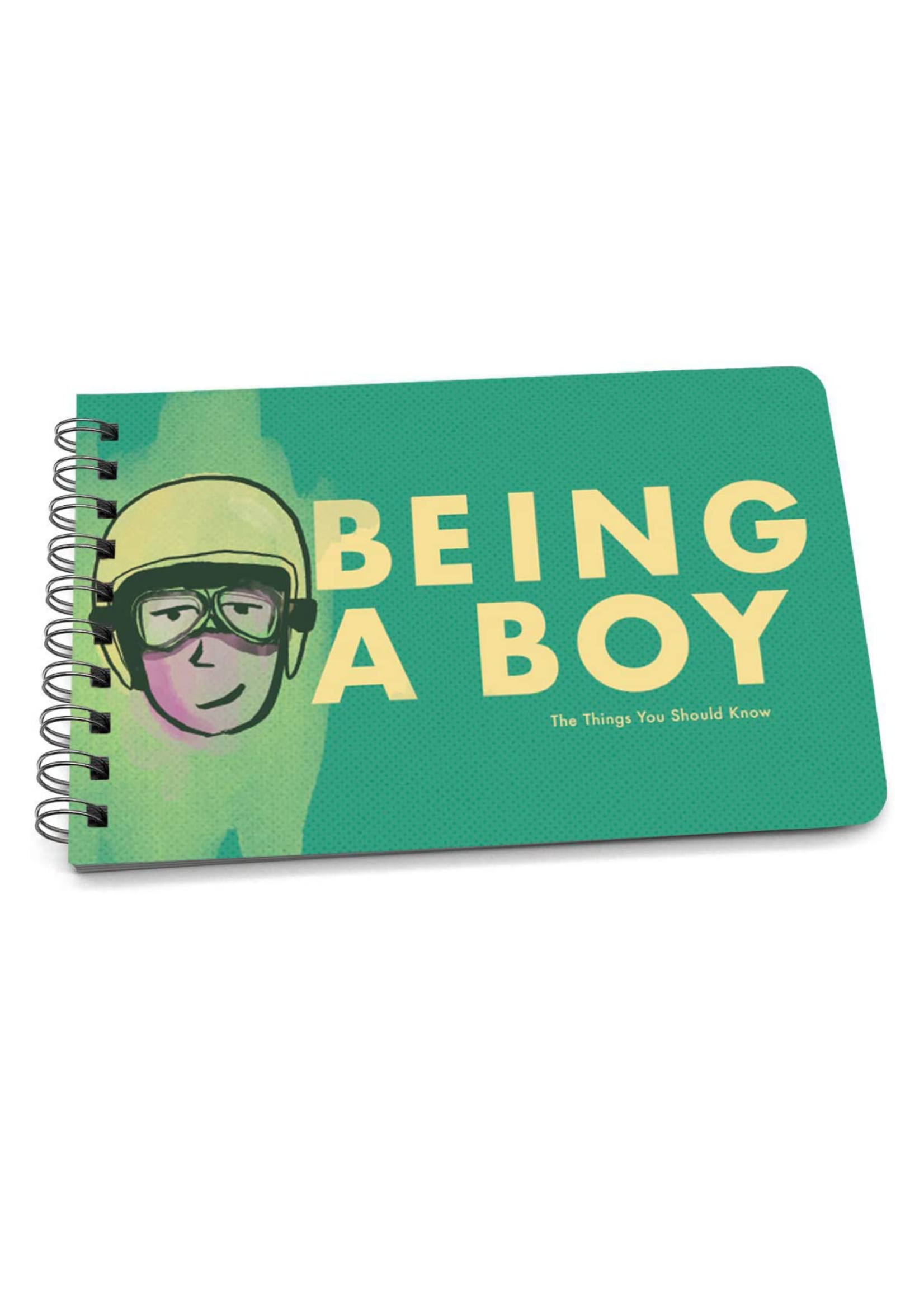 Papersalt Being A Boy