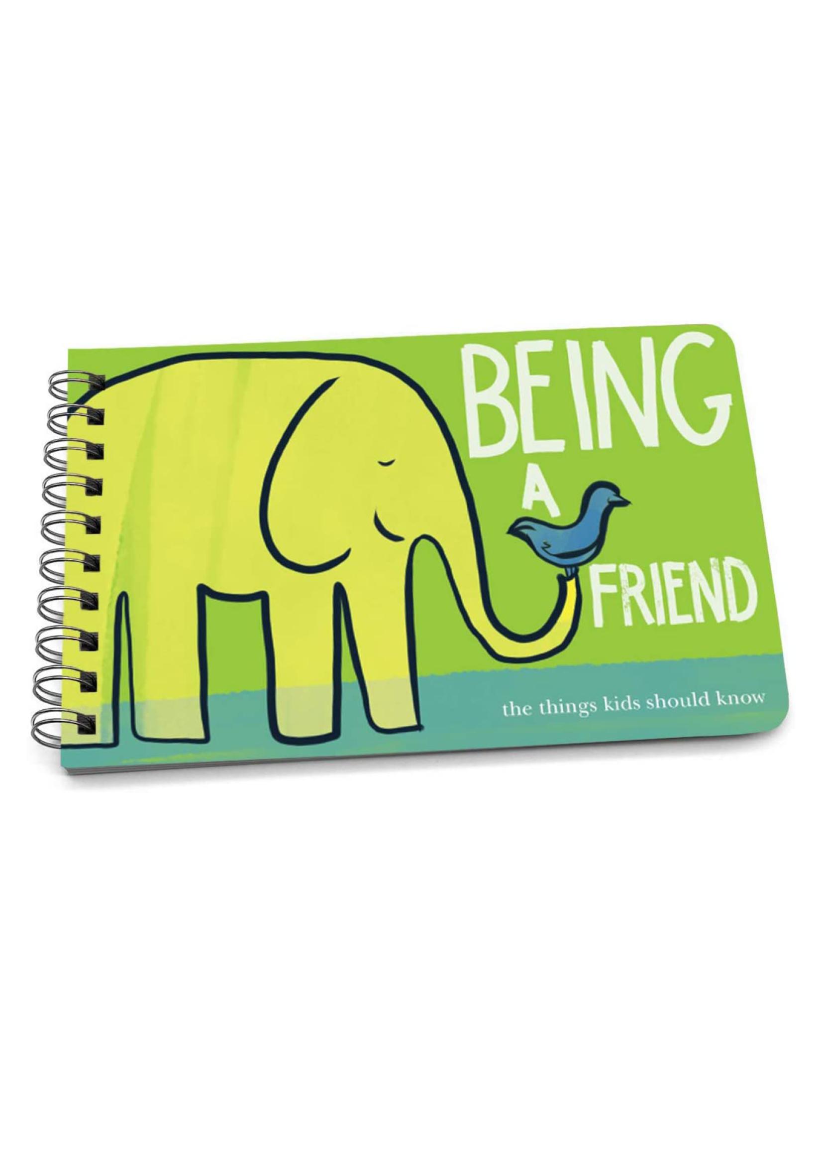Papersalt Being A Friend