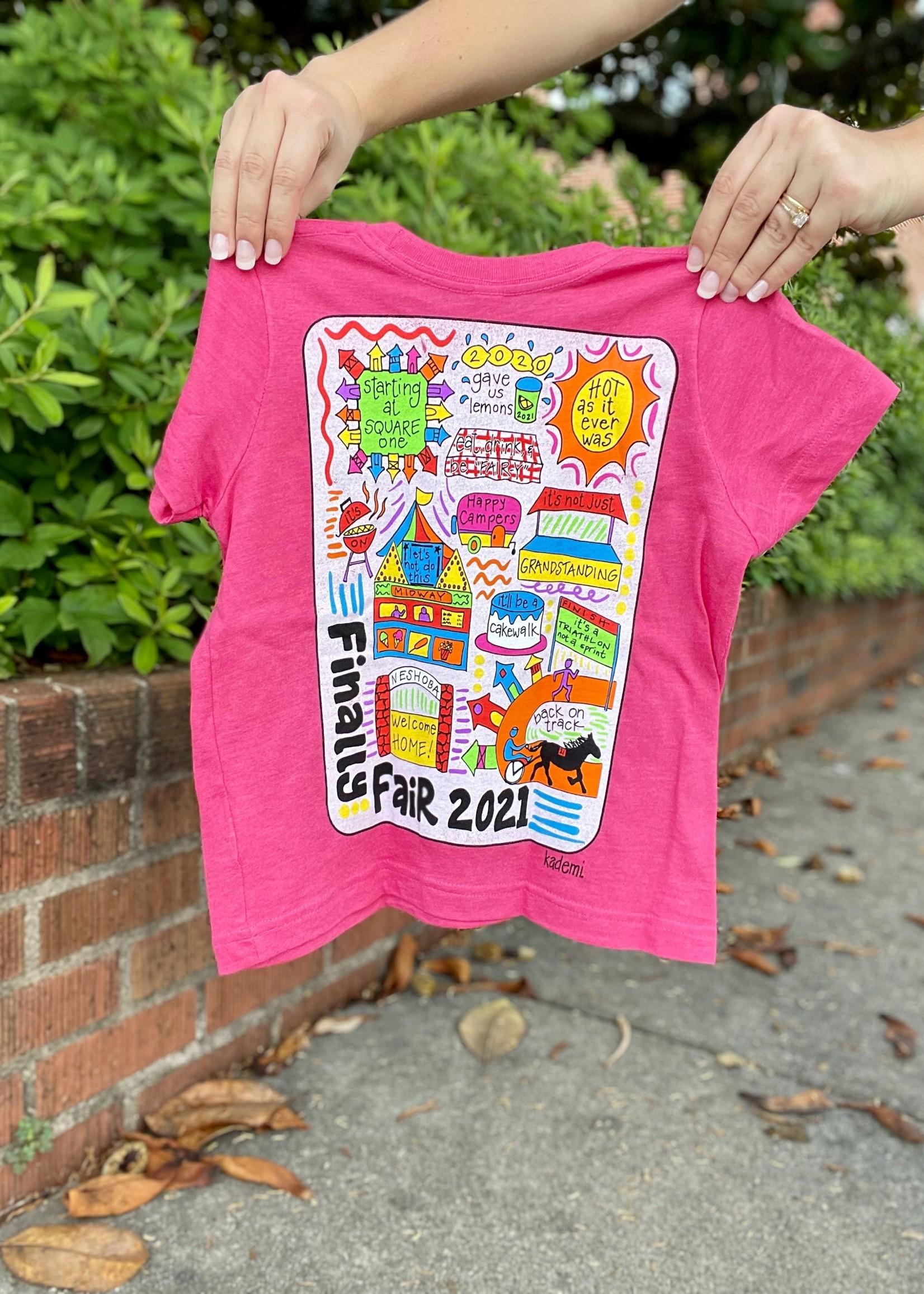 Kademi Fair 2021 Youth T-Shirt