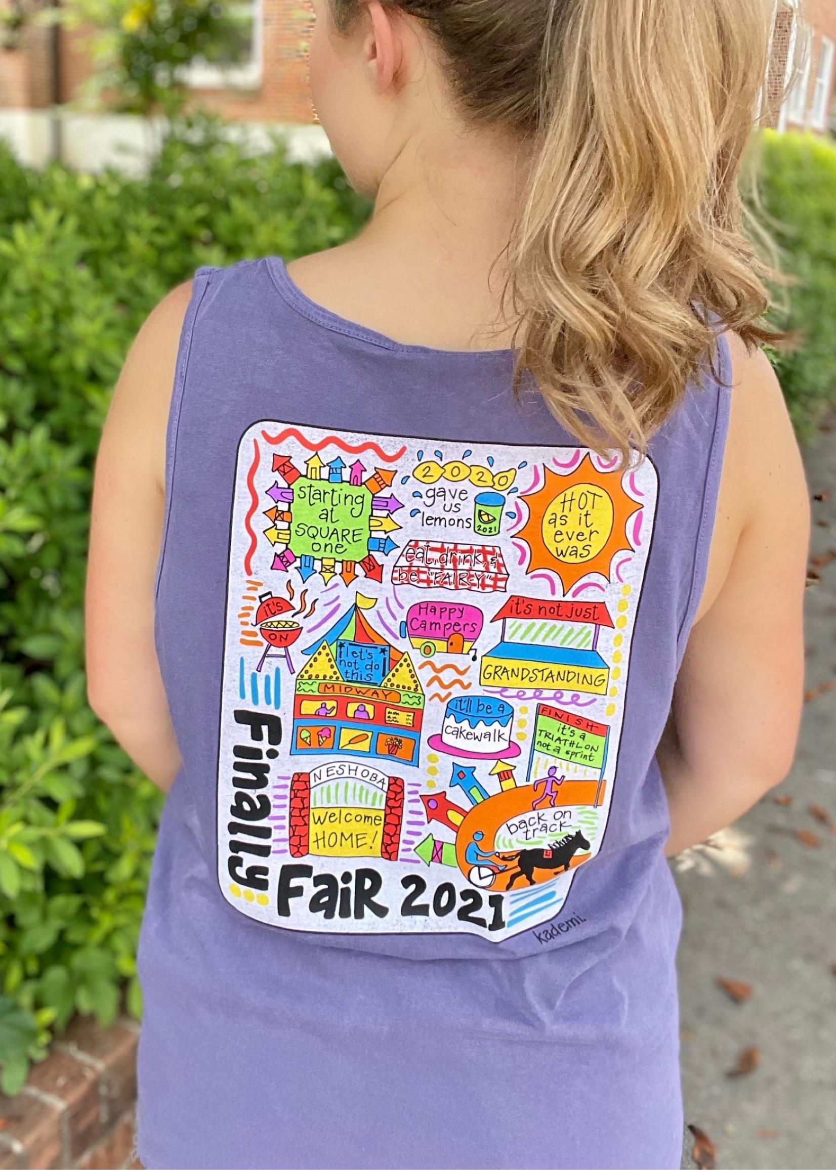 Kademi Fair 2021 Adult Tank