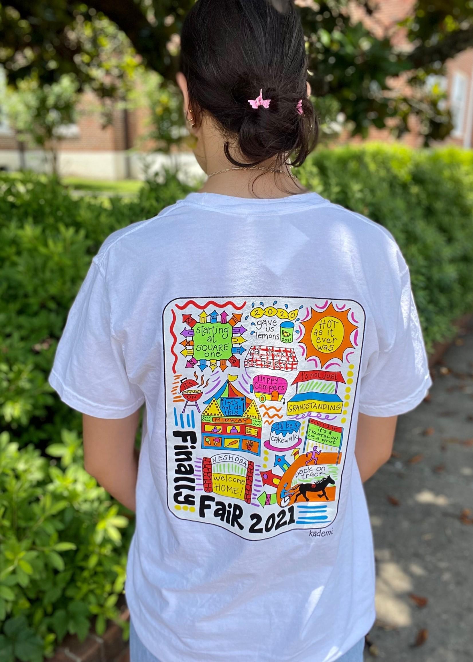 Kademi Fair 2021 Adult T-Shirt