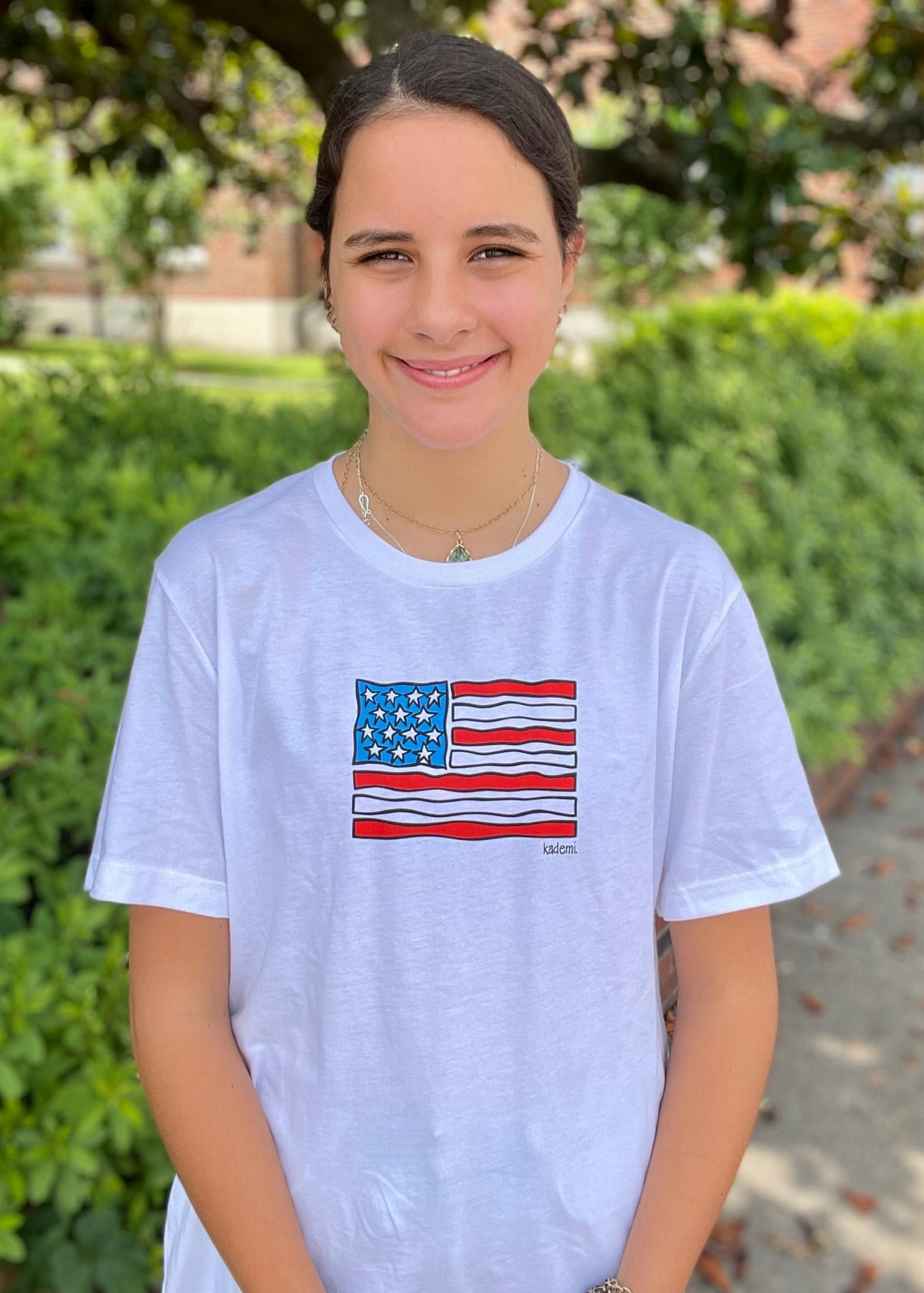Kademi Flag T-Shirt