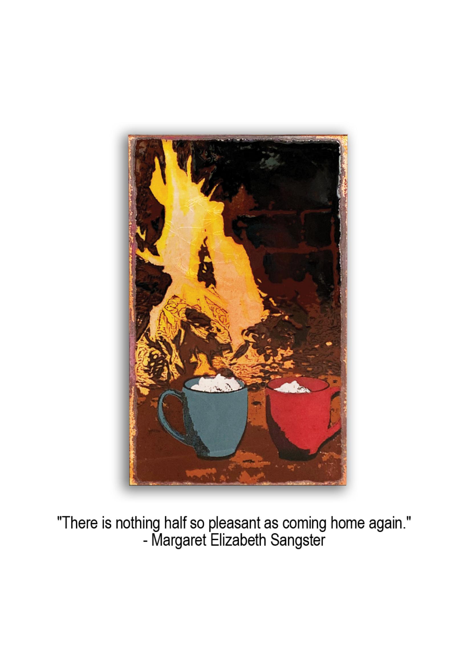 Houston Llew Spiritiles, Fireside